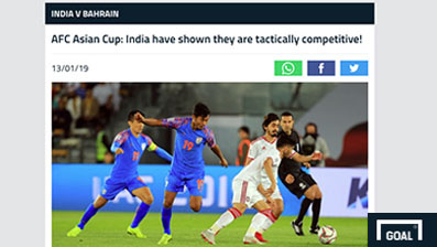Stephen Constantine's outfit have not just shown that they are fit and confident but have also displayed tactical awareness...