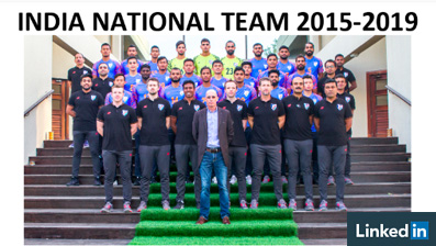 The Evolution of the India National Team