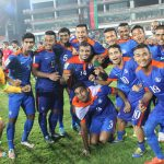 Beating Afghanistan in the SAFF Championship final