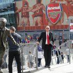 Emirates Stadium. Home of Arsenal FC