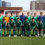 In Mongolia with the youth team on a FIFA course April 2016