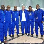 With the Caribbean FIFA Instructors in Qatar 2018