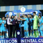 2018 Intercontinental Cup winners.