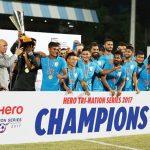 Hero Tri-National Series 2017 Champions