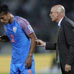 India v Bahrain - Sharjah Stadium