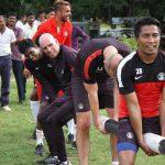 India Team Building at ASC Campus