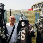 In the Black Hole with the  Raider Nation
