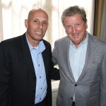 Roy Hodgson former England Manager now Crystal Palace Manger