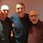 With Hawksbee & Jacobs on Talksport in London 2017